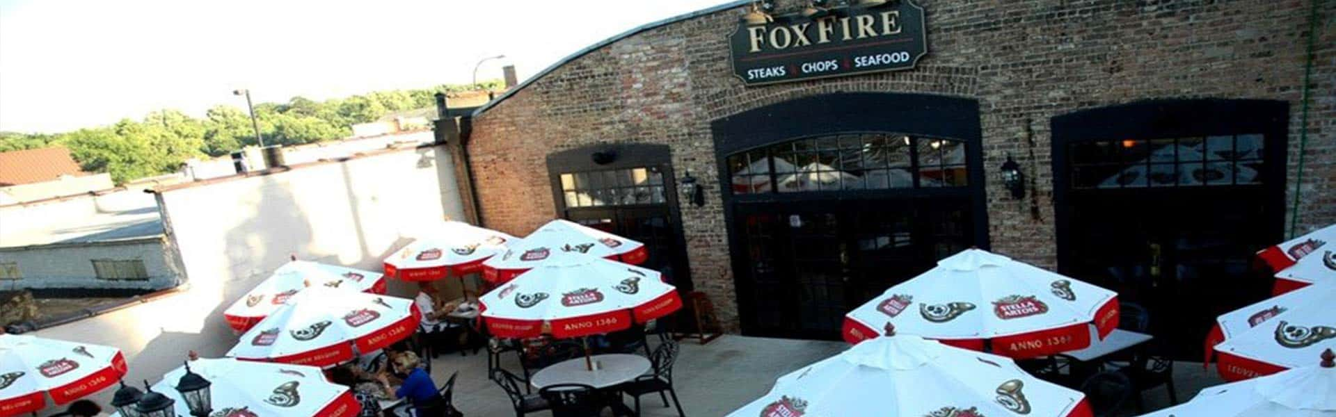 Make Reservations at FoxFire Steakhouse Geneva IL